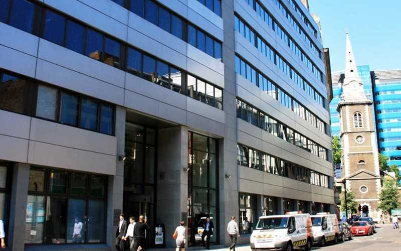 150 Minories in London - training venue for Prolifics Testing